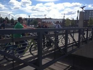 Strong Towns Nat Gathering Bikeshop