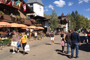 Vail Village Shared Space