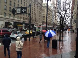 SF Rain