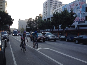 LA Bikes