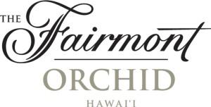 Fairmont Orchid logo