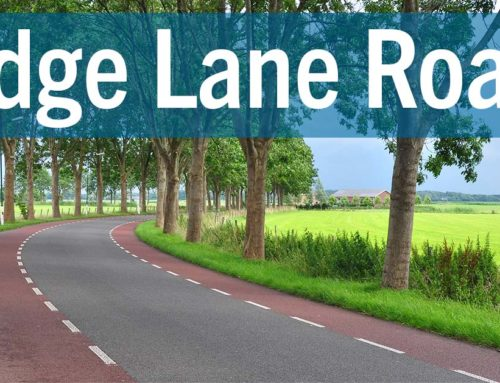 What on Earth is an Edge Lane Road?